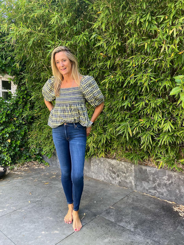 Baum und Pferdgarten Mlyssa Top Limelight & 7 For All Mankin HW Skinny Slim Illusion Luxe Starlight