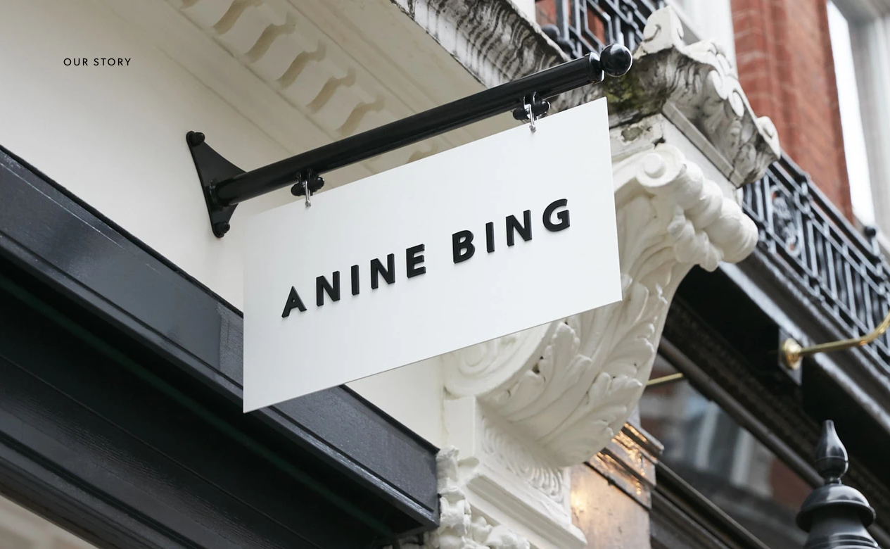 Bekijk en Bestel Anine Bing bij Bloom Fashion in Laren