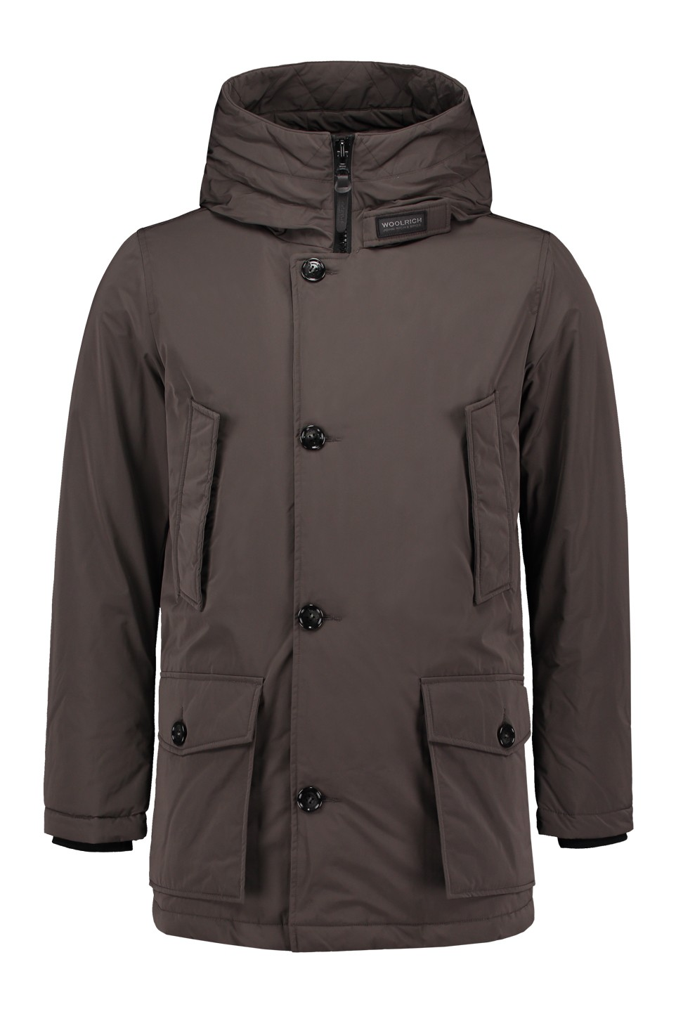 Woolrich City Parka in Faded Black - WOCPS2468 CF40 1016