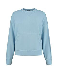 Denham Jeans Loxford Sweatshirt LoopB 02-21-02-60-012- Dusk Blue
