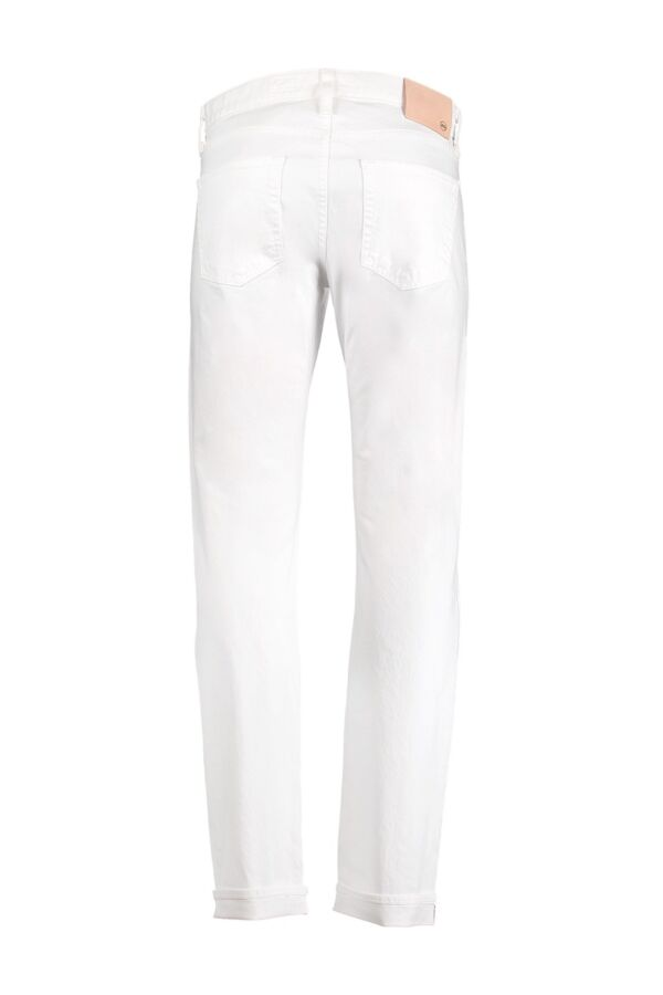 Adriano Goldschmied Matchbox Jeans in SSP WHT Wassing