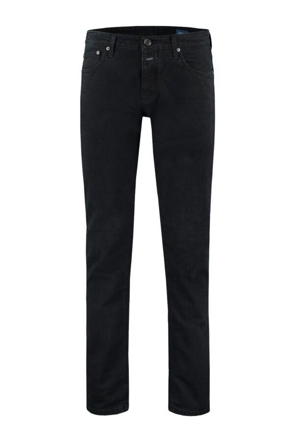 Closed Mannen Jeans 030 Classic in Dark Worn Black