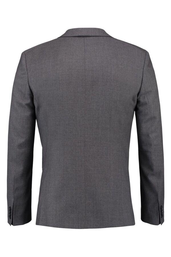 Filippa K Christian Cool Wool Jacket in Grey Mel. - 2-16-18020 914480