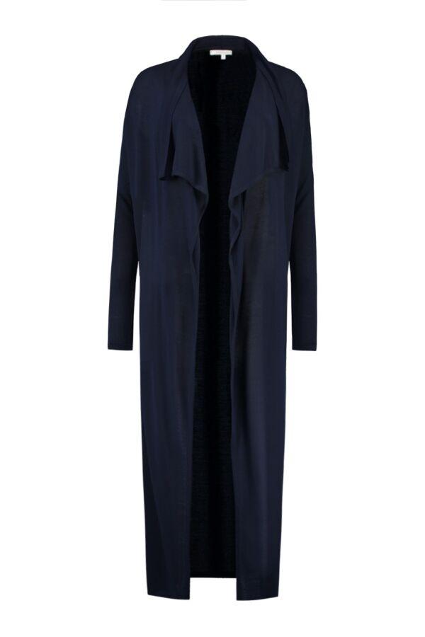 Patrizia Pepe vest 2M3342/AV79 C475 in dress Blue