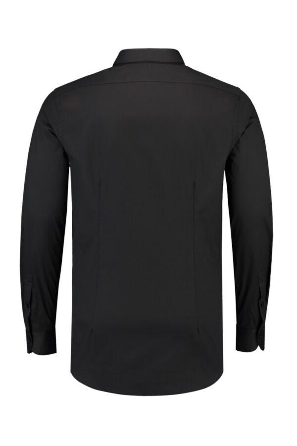 Bloom Fashion Shirt in Zwart - 558ML 019