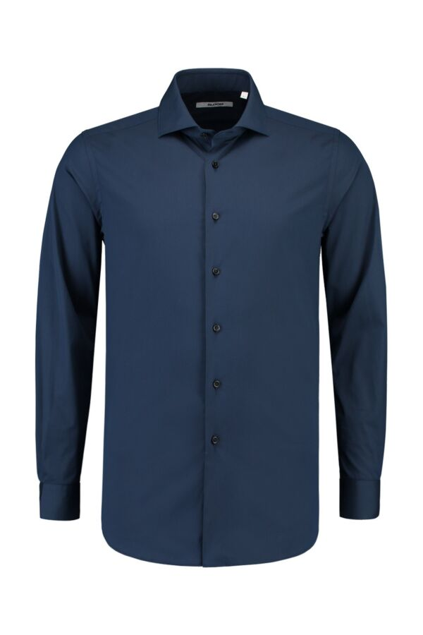 Bloom Fashion Shirt in Navy - 558ML 081