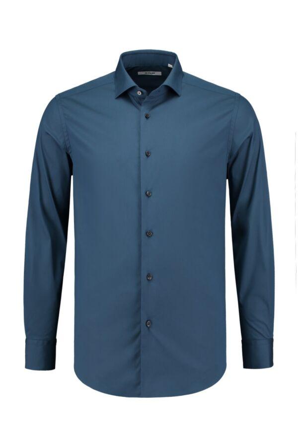 Bloom Fashion Shirt in Blauw - 558ML 084