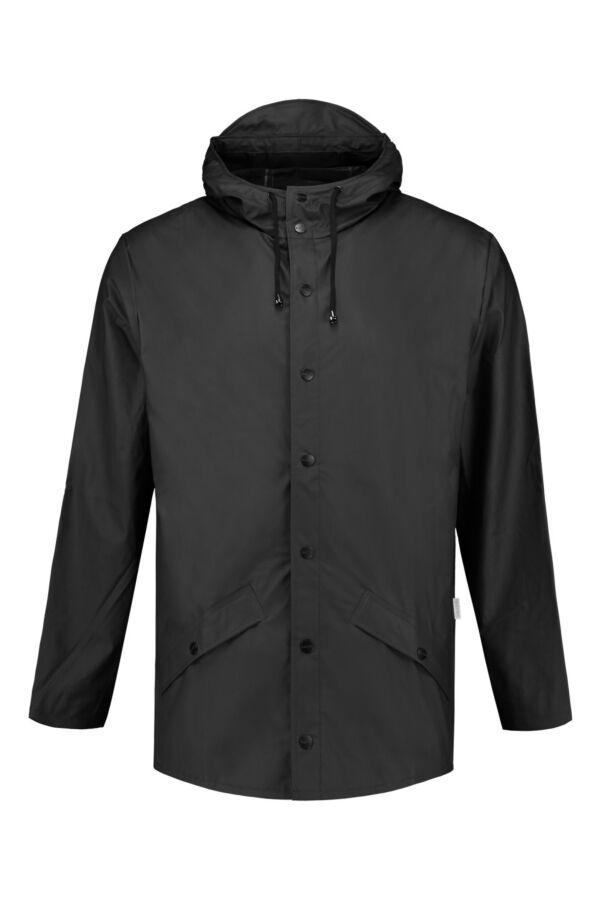 Rains Heren Jacket 1201 in Zwart