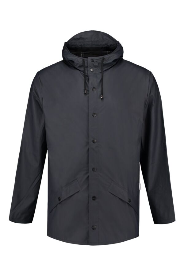 Rains Heren Jacket 1201 in Donkerblauw