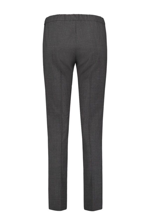 Incotex Pantalon in Grijs Melange - 171570 D5046 920