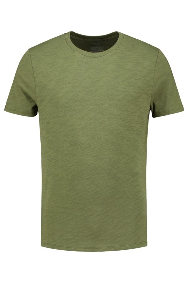 Vince T-Shirt in Olive - M37859272 310