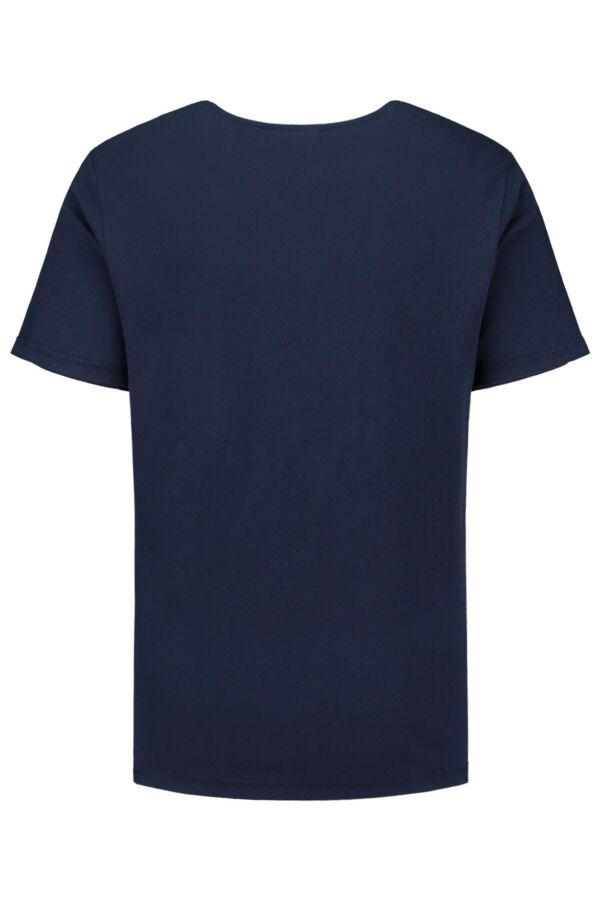 Vince T-Shirt in Manhattan Navy - M37879249 487