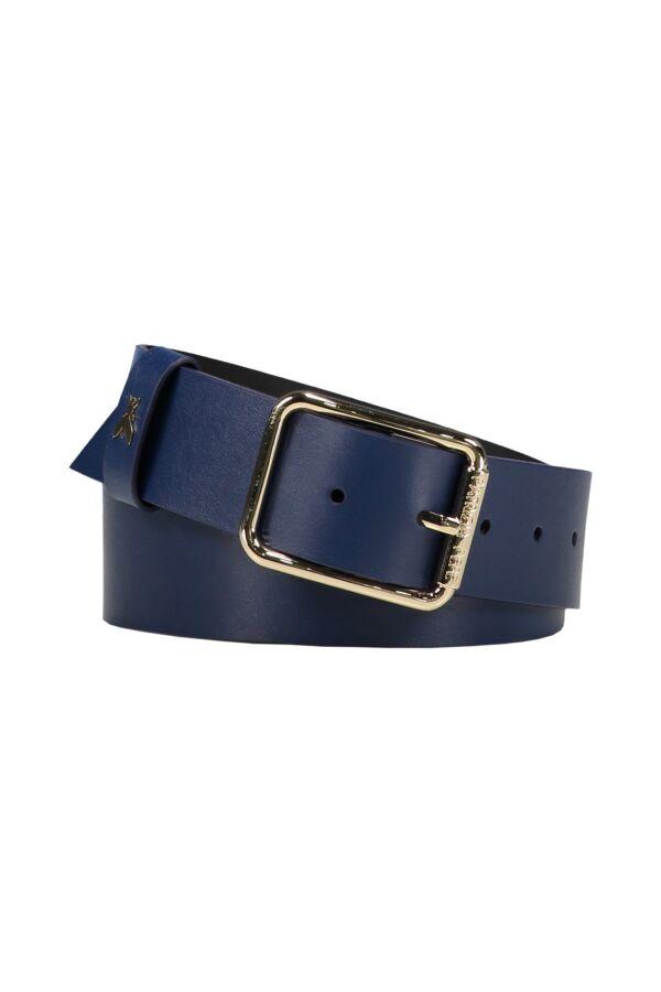 Patrizia Pepe Belt Dress Blue - 2V6409 A483 C475