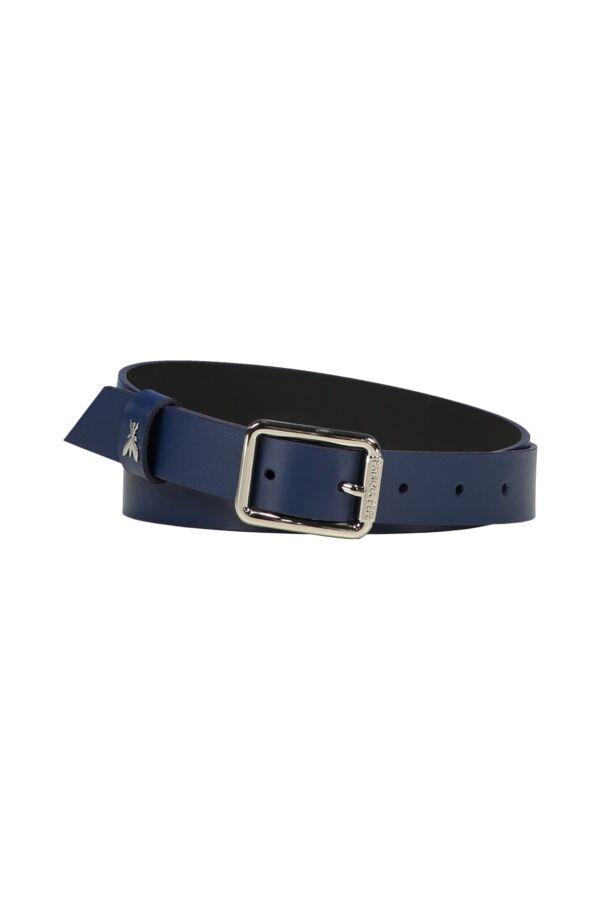 Patrizia Pepe Belt Dress Blue - 2V6408 A483N C475