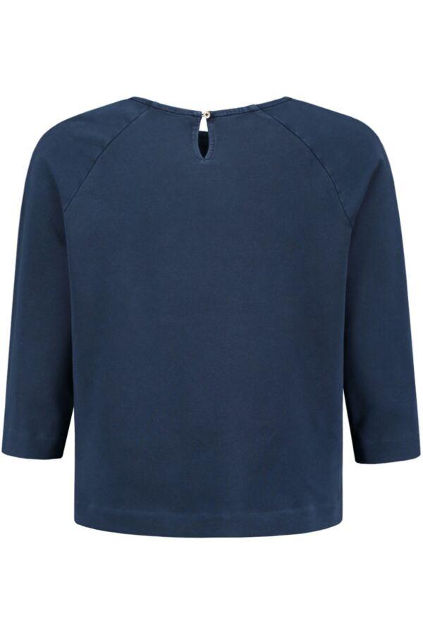 Circolo Top FD798 462 Blue Sweater
