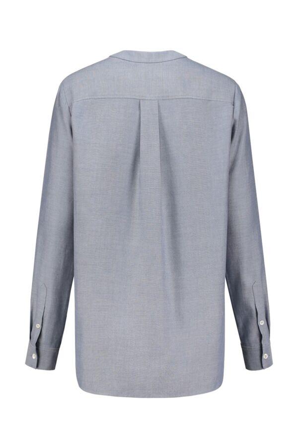 Filippa K Tencel Chambray Shirt in Chambray - 23828 7138