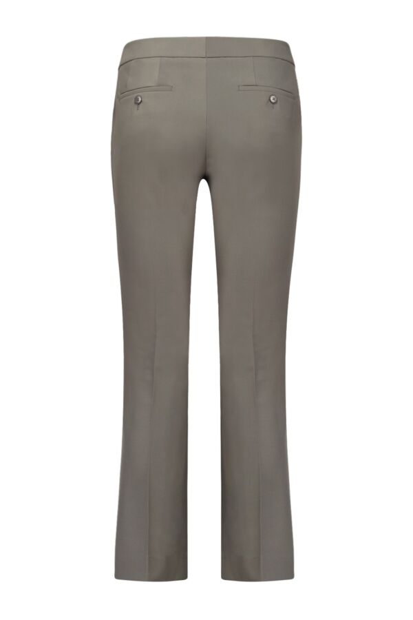 Incotex Cropped Pants Taupe 171604 D9389
