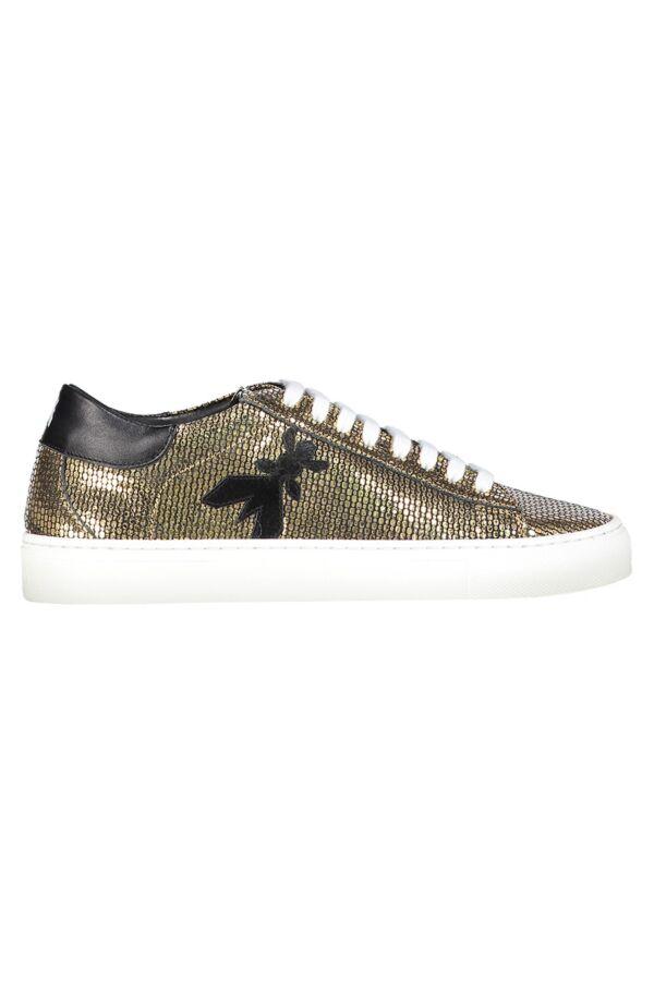 Patrizia Pepe Sneakers in Gold Snake - 2V7044 AQ22 Y319