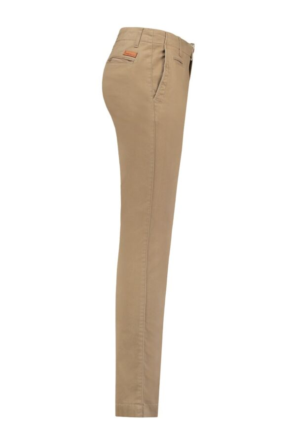 Knowledge Cotton Apparel Pistol Joe Stretch Chino Tuffet - 70072 1019