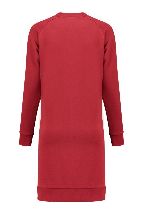 Belgian Company Sophie dress 12681 4721 Red Dahlia