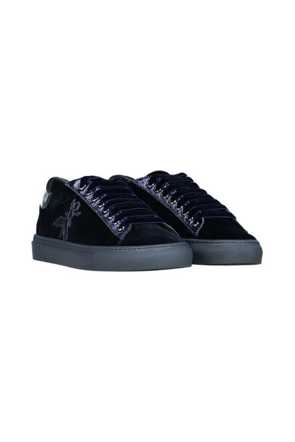 Patrizia Pepe Sneakers in Dress Blue - 2V7411 A2UZ C475