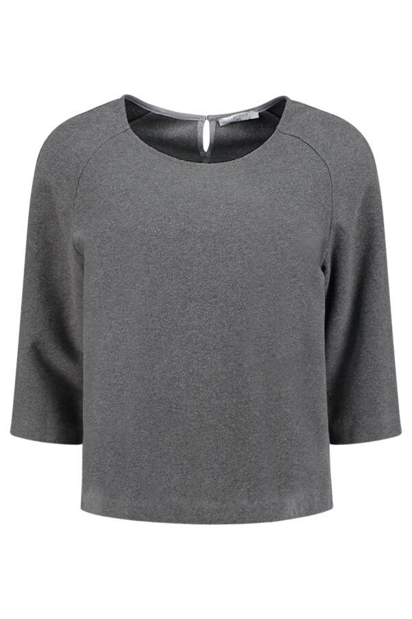 Circolo 1901 Top Sweater FD935 Cassacca Felpa D Grey