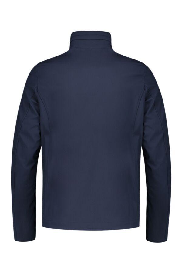 Blauer USA Jack Soft Shell 18SBLUF04323 004982 Donkerblauw