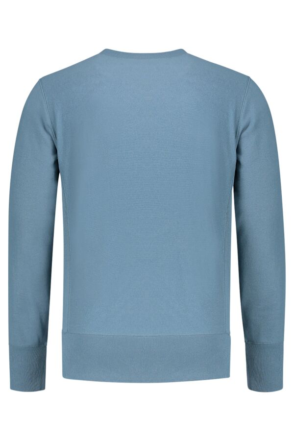 Champion Crewneck Sweatshirt in Blue Grey - 210965 BS058 NIC