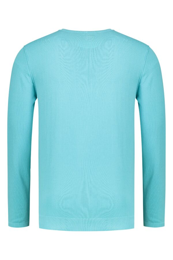 C.P. Company Pullover Blue Radiance - 04CMKN010A 004128S 827
