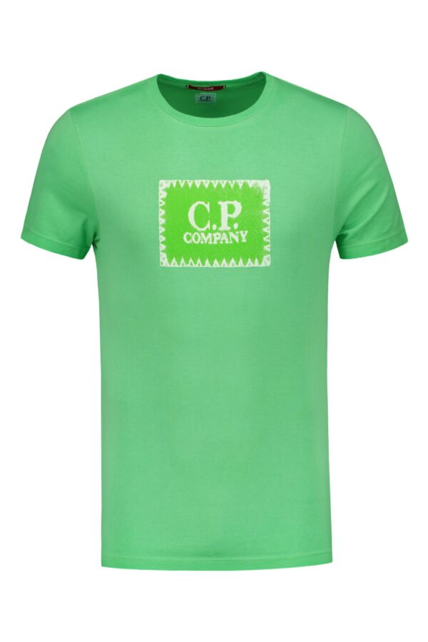 C.P. Company T-Shirt Classic Green - 04CMTS072A 00444S 617