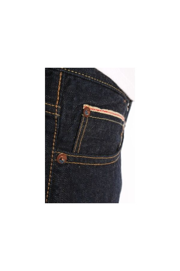 Gilded Age Gotham - Pure Wash - Straight Leg - Red Selvage