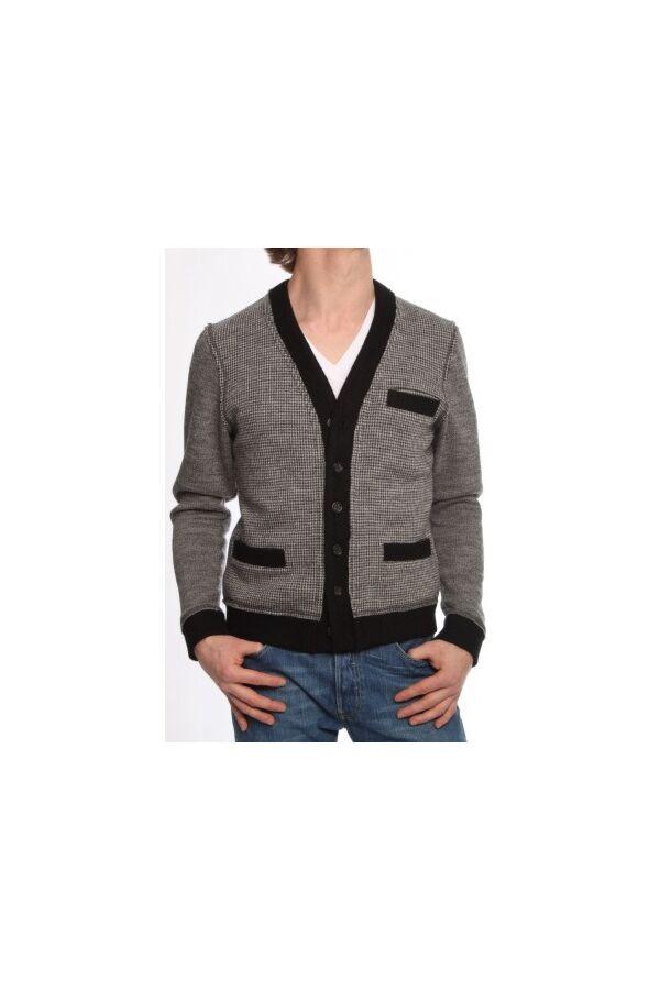 Gilded Age Huntington Soft Wool Cardigan