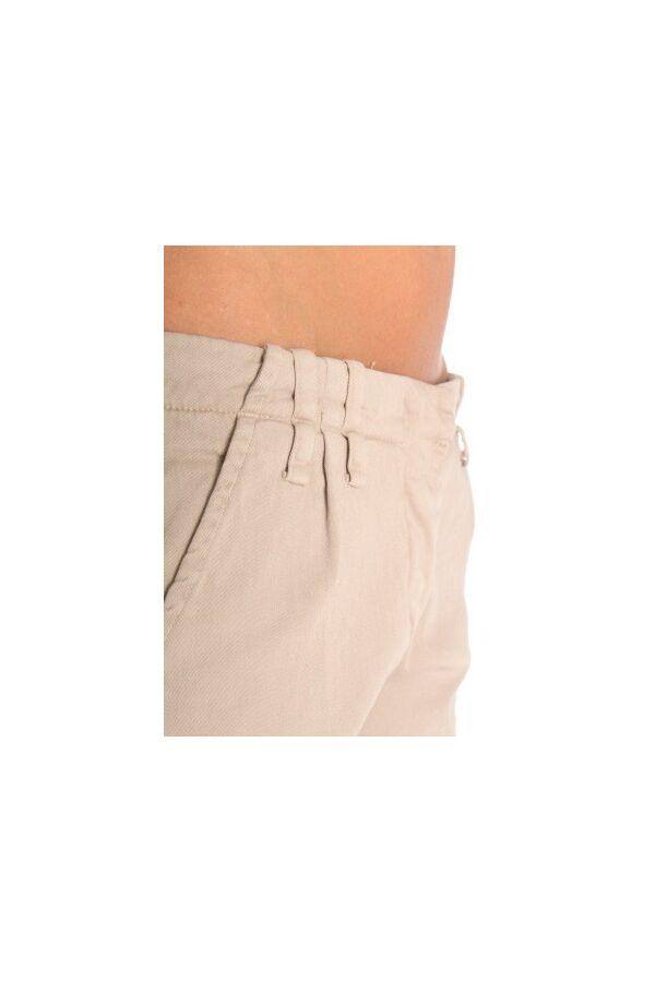 Patrizia Pepe cargo pants met knopen op onderbeen