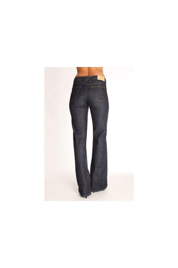 Acne jeans - LUV bleu -Straight Fit - kleur blauw - lengte 32