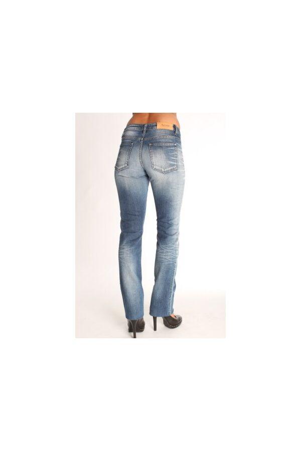 Acne Jeans - Hep Brooke - Kleur blauw - lengte 34