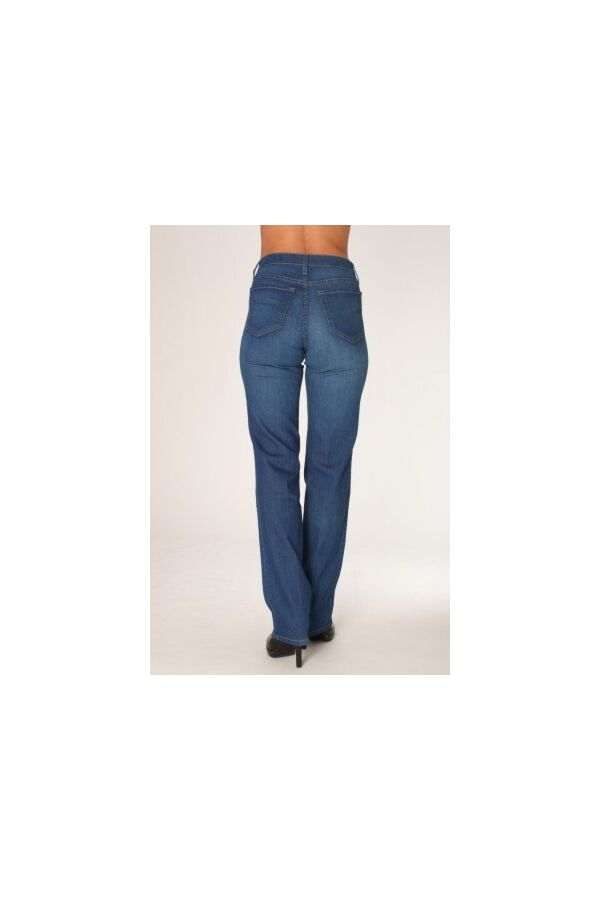 Jeans Twiggy Uni Moroccan Blue Denim