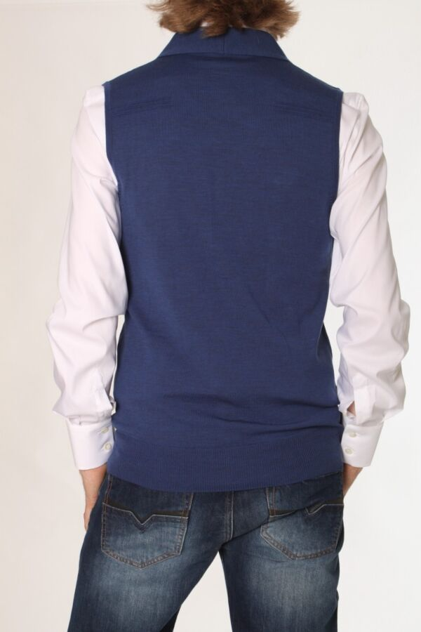 5M0562 A124 Cardigan Mouwloos