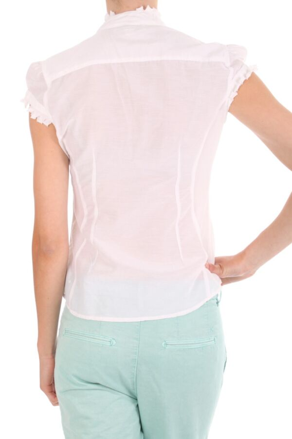 Blouse Mouwloos
