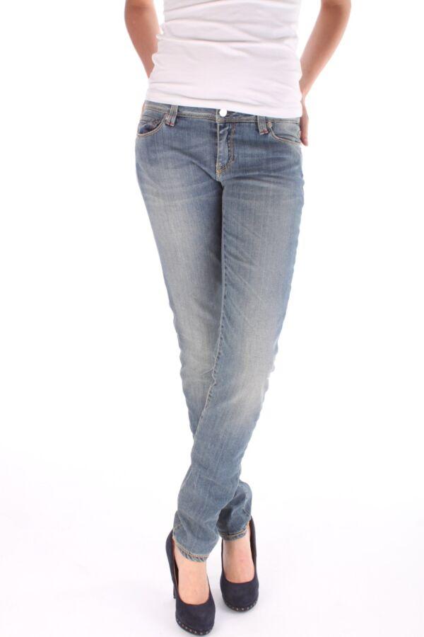 Sartoria Tramarossa Annalisa 10067 010 - Skinny Fit - Stretch