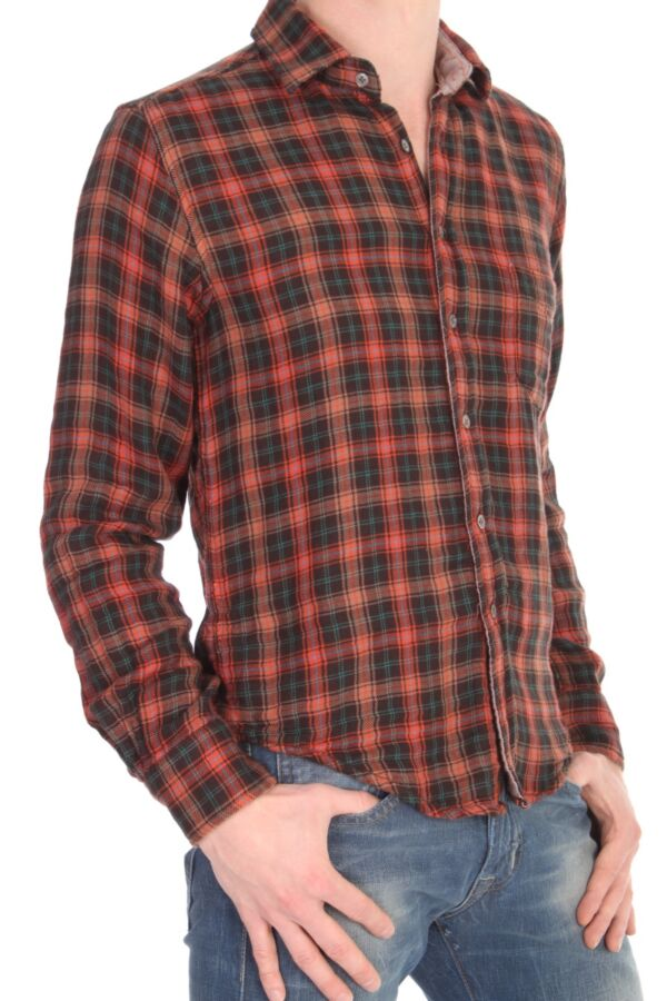 Gilded Age Franklin Point Collar Shirt - 17GA3001-I
