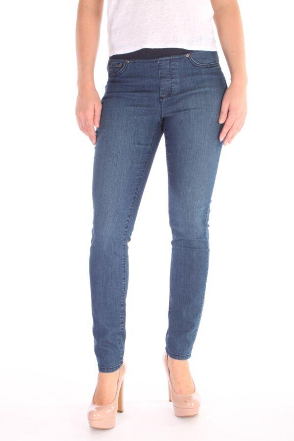 Jeanslegging van Not Your Daughters Jeans - 10557NP Jegging Uni Denim