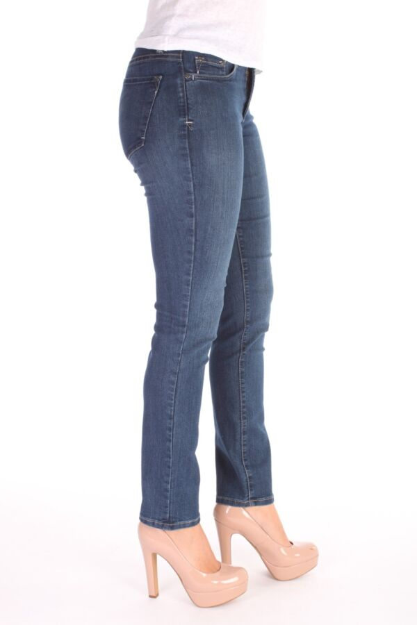 Jeans van Not Your Daughters Jeans - 10640LO Skinny Fit Uni Denim