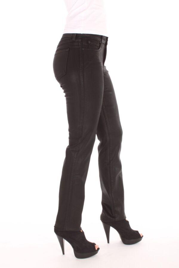 Skinny Uni Coated Denim Jeans van Not Your Daughters Jeans - 40965DTCC