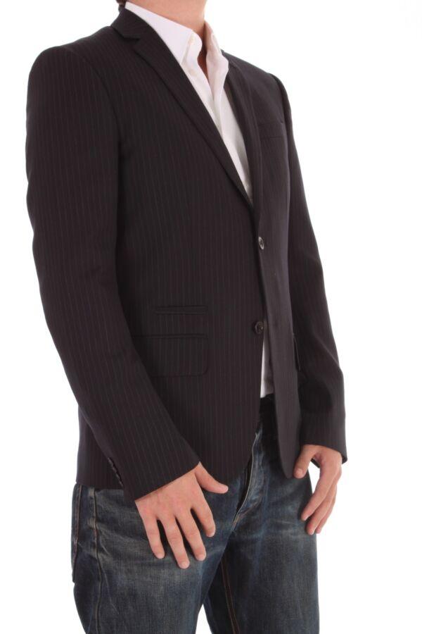 Rick Pinstripe Jacket van Filippa K - 2-16-16915