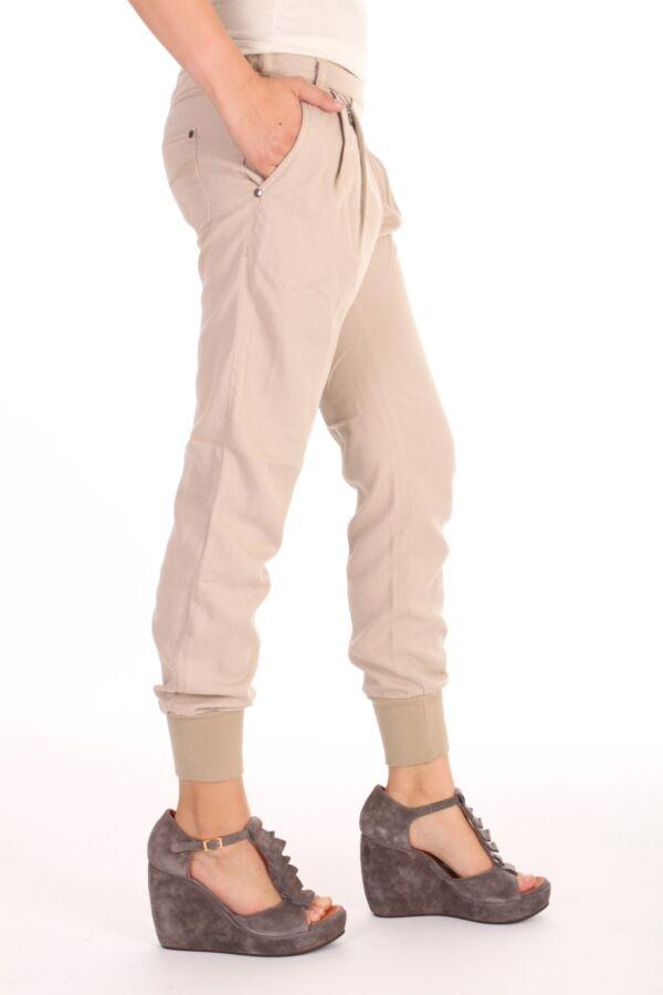 Pants met overslag van Loiza by Patrizia Pepe - 7J0079 AF90