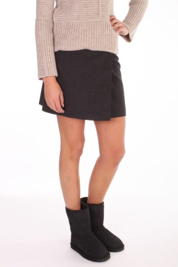Wool Flannel Wrap Skirt Filippa K 1-14-17009