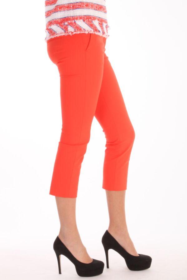 Broek van MSGM 146MDP26 23815 Oranje Broek