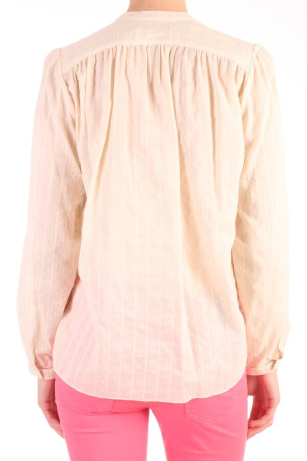 Blouse Vanessa Bruno Athe 3EAA32 A09105 Ivoire
