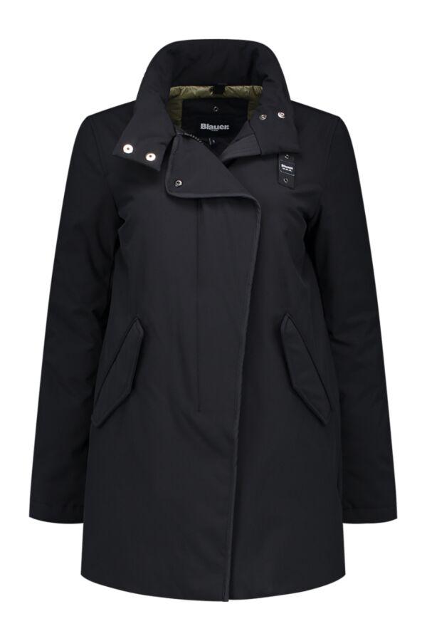 Blauer USA Coat Zwart - 18WBLDB03380 004723 999