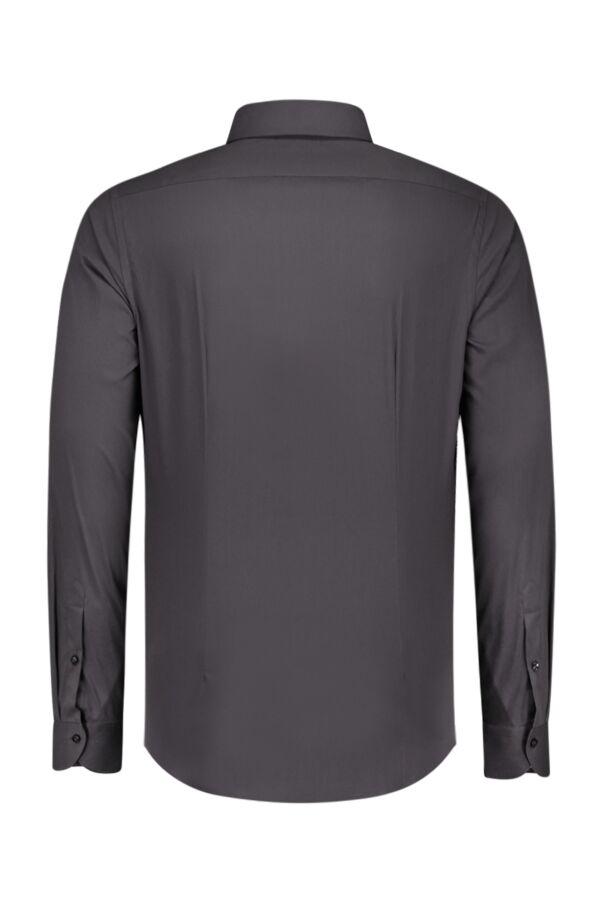 Bloom Fashion Shirt in Donkergrijs - 558ML 083
